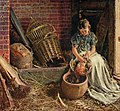 William Henry Hunt - Plucking The Fowl.jpg