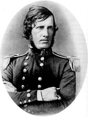 William Reynolds (naval officer) - William Reynolds at younger age
