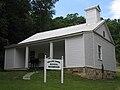 Willow Chapel School Capon Springs WV 2009 07 19 01.jpg