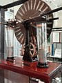 Wimshurst's influence machine, early 1900s - Cabinet of Physics (Arppeanum) - - DSC05152.JPG