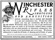 Winchester Repeating Arms Co. ad 1900