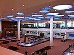 Winnipeg International Airport arrivals hall.jpg