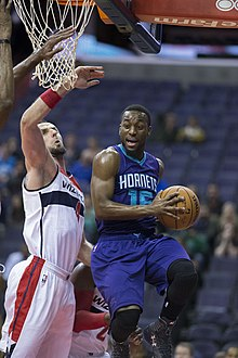 Walker with the Hornets in October 2014 a3c5e663d
