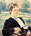 Wojciech Kossak - Portret Anny z Kisielnickich 1903.jpg