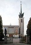 Wola Filipowska - kościół pw. św. Maksymiliana Kolbe i Królowej Polski (01).jpg