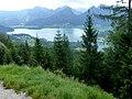 Wolfgangsee Schafbergbahn Schafberg Austria - panoramio (2).jpg