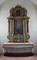 Wolfsberg - Pfarrkirche - Marienkapelle - Altar.jpg