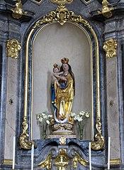 2 statues à Wolxheim