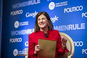 Lois Romano - Romano at a Women Rule event, Washington DC, March 2014