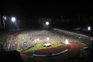 Workers' Party general election rally, Bedok Stadium, Singapore - 20110430-01.jpg