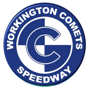 Workington Comets - Image: Workington comets logo