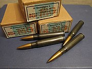 World War 2 German ammunition