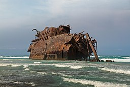Wreck of Cabo de Santa Maria, 2010 December - 4