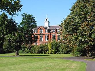 Wrekin College - Image: Wrekin College