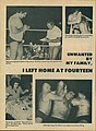 Wrestling Revue June 1973 page 14 - André the Giant - Unwanted by my family, I left home at fourteen.jpg