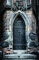 Wroclaw-Kosciol sw Michala-drzwi boczne.jpg