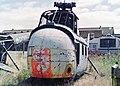 XA862 Westland WS-55-1 Whirlwind HAR1 (cn WA1) Royal Navy. (10822186184).jpg
