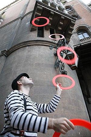 Juggler, Juggling, Illusion, illusionist, TRT,...