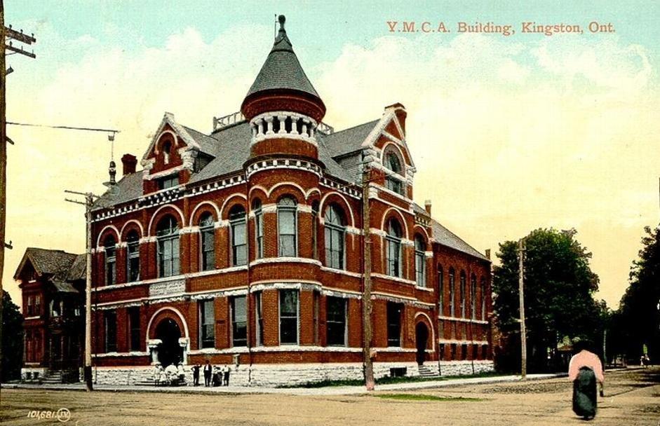 Y.M.C.A. Building, Kingston, Ontario