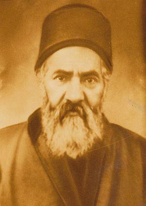 Yaakov Chaim Sofer - Image: Yaakov Chaim Sofer
