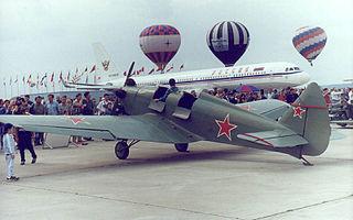 Yakovlev UT-2