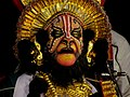 Yakshagana Performance at NINASAM (India Theatre Forum Stuyd Tour May 2013) (8764229802).jpg