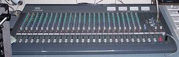 Struktur Audio Mixer