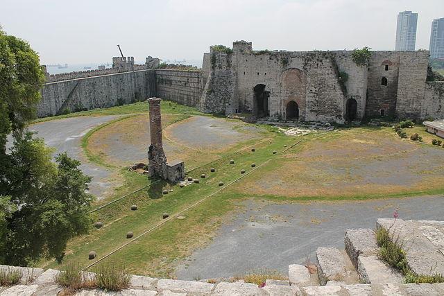 Yedikule Fortress_2