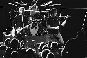 Yellowcard - The band touring in support of Lights and Sounds in 2006