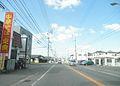 Yokosutown Komatsushimacity Tokushimapref Tokushimaprefectural road 120 Tokushima Komatsushima line.JPG