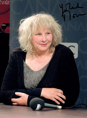 Yolande Moreau - Yolande Moreau at the 2013 Festival International du Film Francophone de Namur