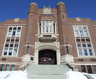 York, Toronto - York Memorial Collegiate Institute is one of several public secondary schools located in York.