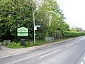 You are now entering the Borough of Havant - geograph.org.uk - 1286837.jpg