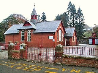 Cyffylliog - Image: Ysgol Cyffylliog geograph.org.uk 82527
