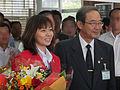 Yuka Kato and Minoru Yamawaki (2012.09.07) 1.jpg