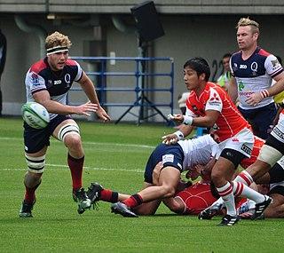 Yutaka Nagare Rugby player