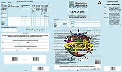 2001年南非人口普查