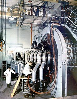 ZETA (fusion reactor) Experimental fusion reactor in the United Kingdom