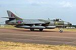 ZZ190 Hawker Hunter F58A UK - Air Force (43464743981).jpg