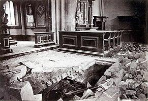 1880 Zagreb earthquake