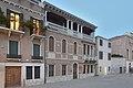 Zattere al Ponte Lungo palazzine viste dal Canale Giudecca.jpg