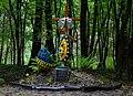 Zavydiv Ivanychivskyi Volynska-brotherly grave of 48 UPA warriors-1.jpg