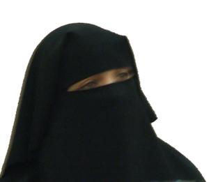 Zaynab Khadr in 2007