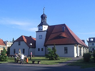Zduny - Town Hall from 1684