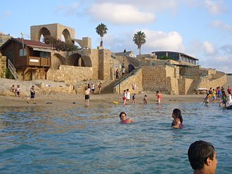 Achziv - Achziv Beach National Park