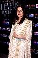 Zeenat Aman at the Society Achievers Awards 2018.jpg