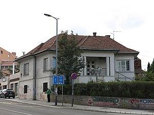 1 Turgenjev Street - Turgenjev Street in Belgrade