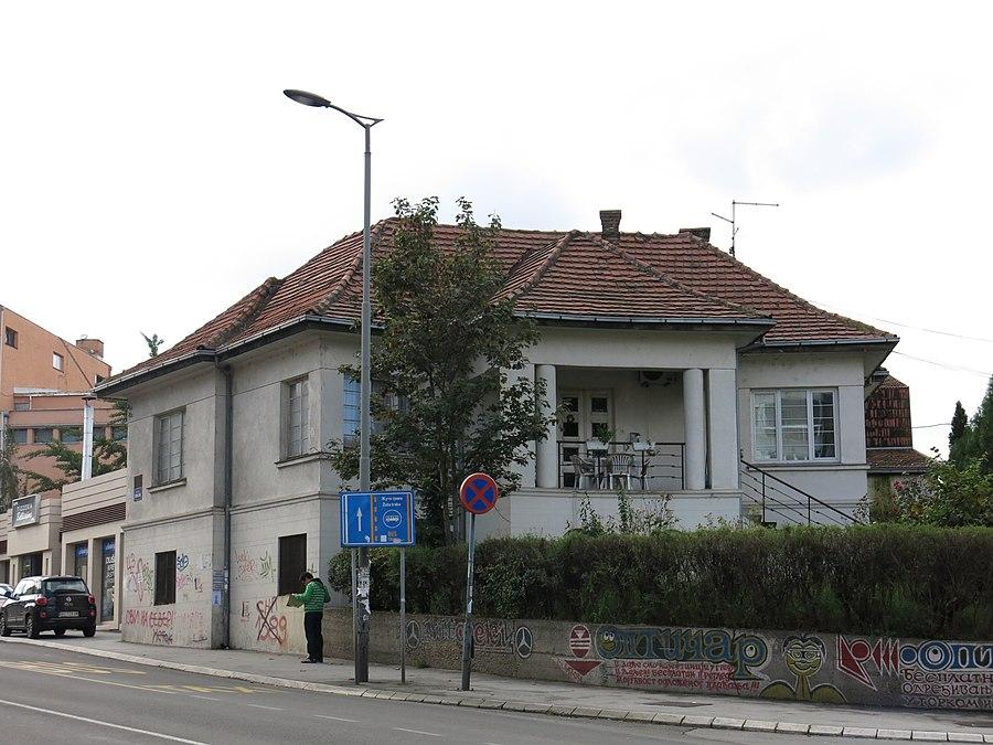 1 Turgenjev Street