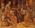"""""""Scene di vita di Giuseppe Ebreo"""" di Giovanni Balducci XVI sec. 03.jpg"""