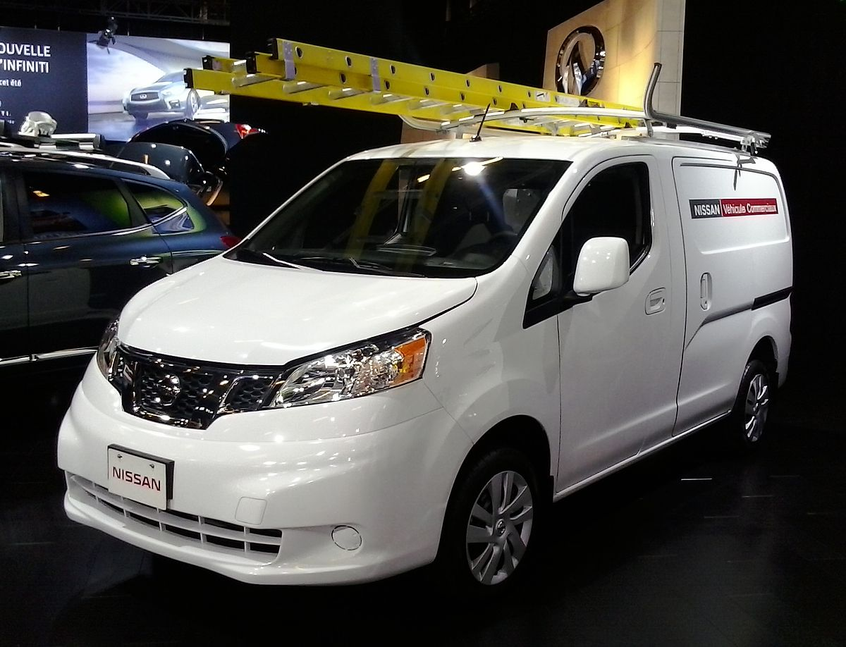 nissan nv200 wikipedia la enciclopedia libre. Black Bedroom Furniture Sets. Home Design Ideas